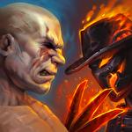 Versus next fight ícone