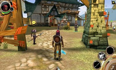 Order & Chaos Online captura de pantalla 1