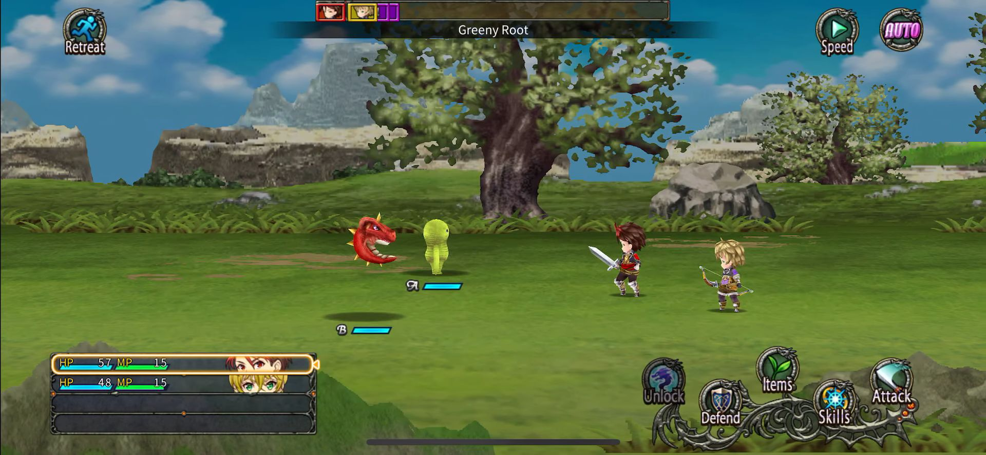 RPG Ambition Record для Android