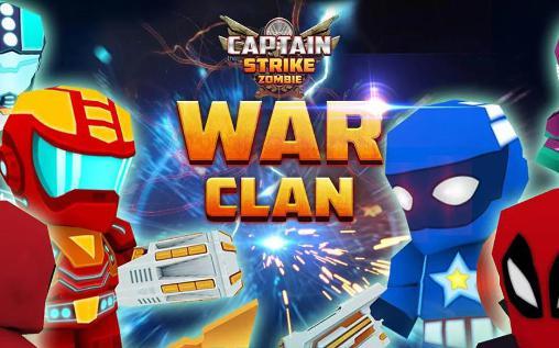 Captain strike zombie: Global Alliance. War clan Screenshot