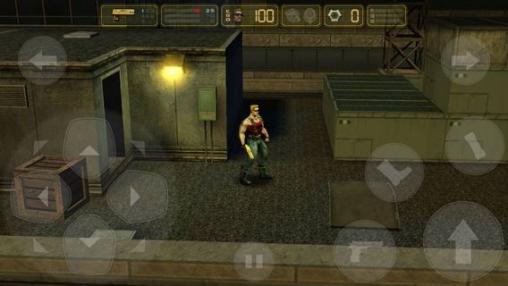 Duke Nukem: Manhattan project for iPhone
