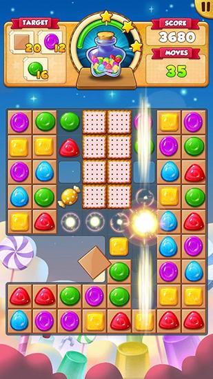 Candy wish für Android