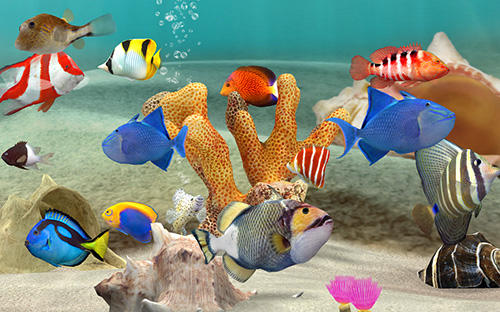 Fish farm 3: 3D aquarium simulator Screenshot