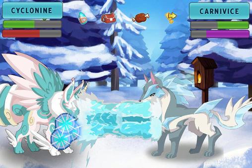 Terra monsters скриншот 1