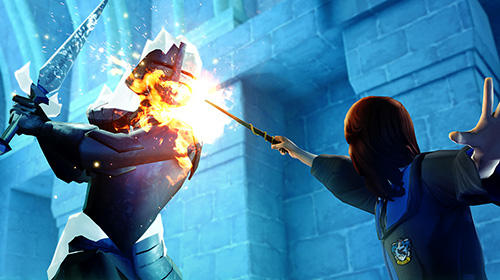 Harry Potter: Hogwarts mystery für Android