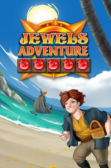 Jewels adventure screenshots