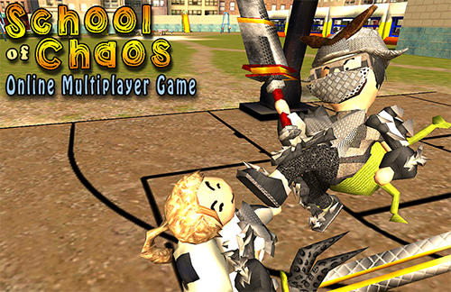 School of Chaos: Online MMORPG capture d'écran 1