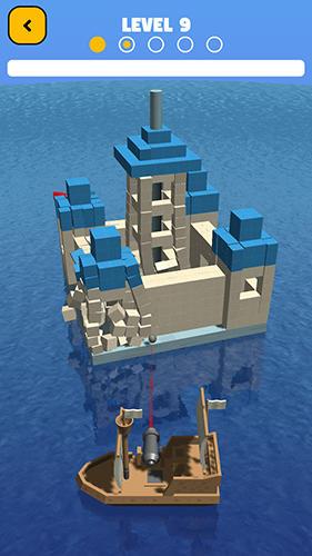 Spin castle Screenshot