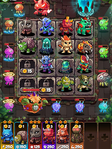 Idle monster defense pour Android