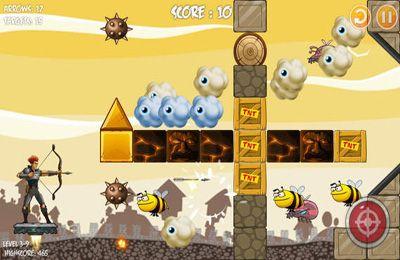 Arcade-Spiele: Lade Bogenschütze 2 auf dein Handy herunter