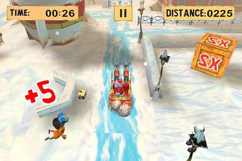 Arcade-Spiele: Lade Weihnachtsshooter auf dein Handy herunter