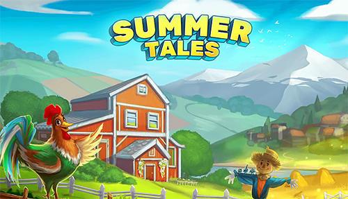Summer tales: Farm and town Screenshot