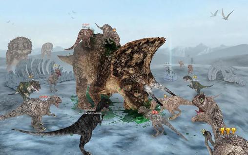 Dinosaurier Dinos online auf Deutsch
