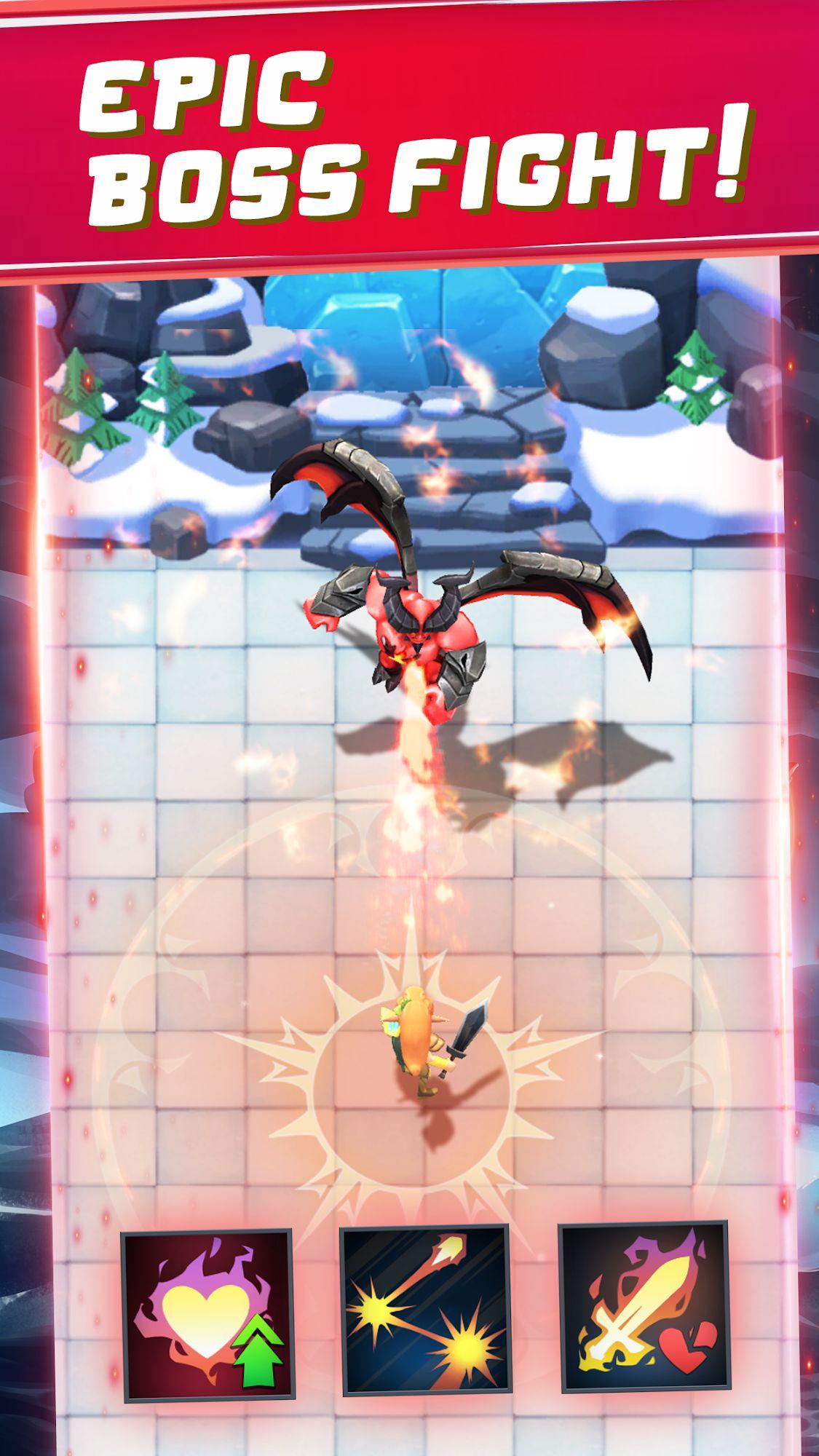 Arcade Hunter: Sword, Gun, and Magic скріншот 1
