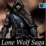Lone wolf saga Symbol