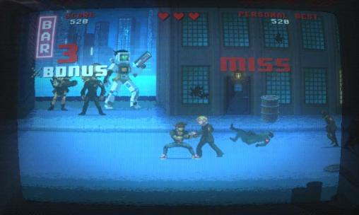 Kung Fury: Street rage для Android