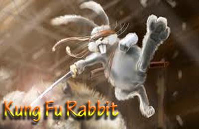 логотип Кунг Фу Кролик