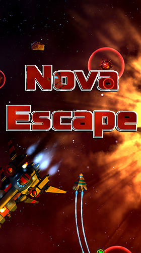Nova escape: Space runner captura de pantalla 1