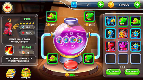 Monster craft 2 für Android