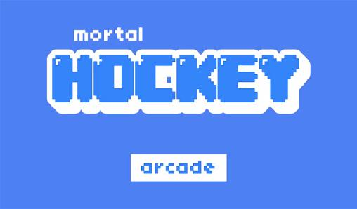 Mortal hockey: Arcade icono
