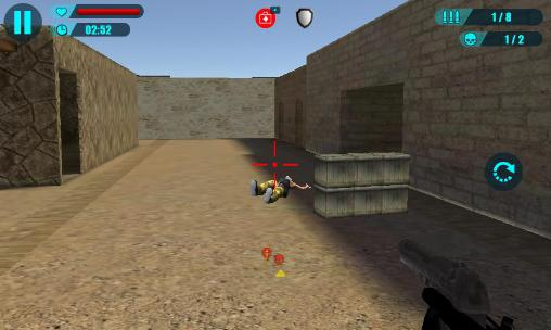 Heroes of SWAT Screenshot