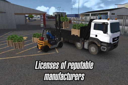 Construction simulator 2014 captura de tela 1