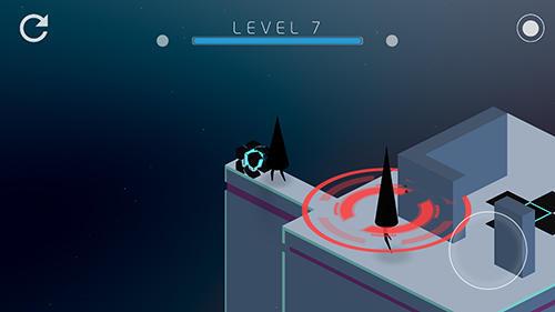 Arcade-Spiele The tesseract für das Smartphone