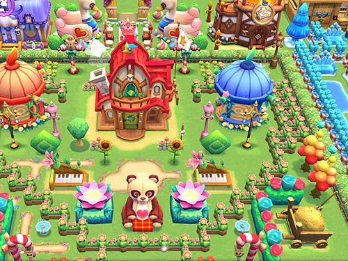 Townkins: Wonderland village for Android