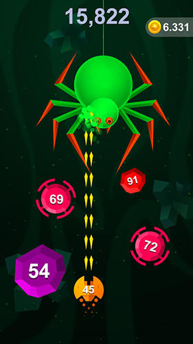 Ball shooter for Android