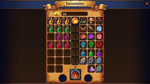 Alchemist: The philosopher's stone Screenshot