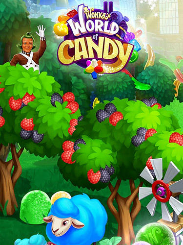 Wonka's world of candy: Match 3 capture d'écran 1