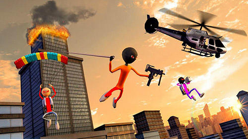 Stickman mafia gangster gang wars для Android
