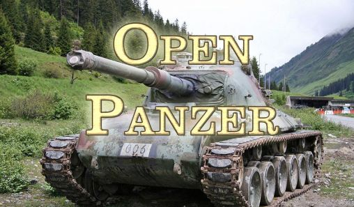 Open panzer Screenshot