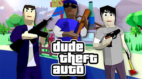 Dude theft wars: Open world sandbox simulator screenshots