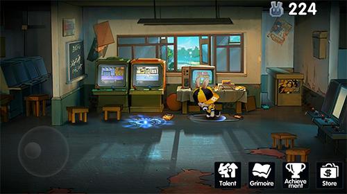 Screenshot Der Arcade-Hase auf dem iPhone