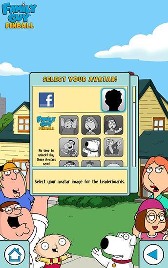 Family guy: Pinball screenshot 4