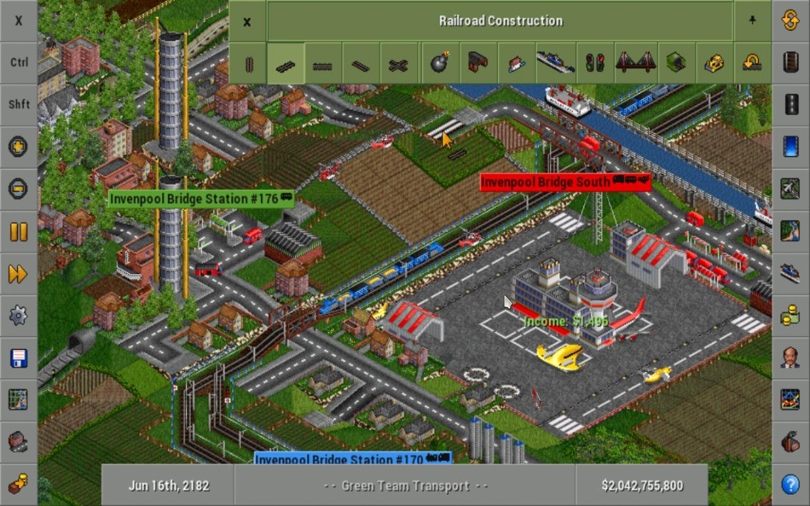 OpenTTD for Android
