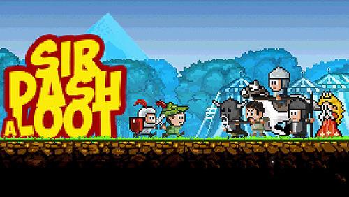 Sir Dash a loot icono