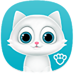Paw paw cat icon
