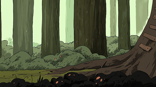 Through abandoned Screenshot