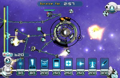Strategy games: download Space Station: Frontier to your phone