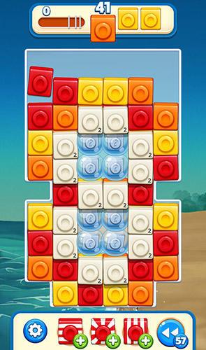 Brix! Block blast screenshot 1
