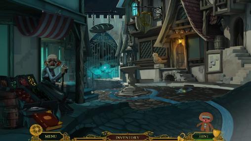 Abenteuer-Spiele Fearful tales: Hansel and Gretel. Collector's edition für das Smartphone