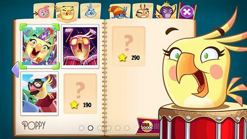 Angry birds: Stella captura de pantalla 1