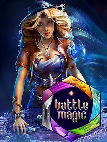 Battle magic: Online mage duels Screenshot