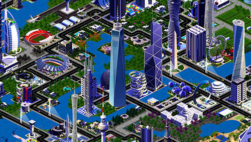 Designer city: Building game para Android
