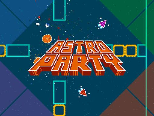 Astro party captura de tela 1