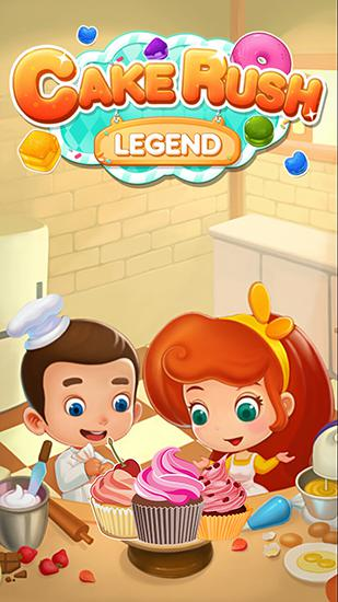 Cake maker: Cake rush legend Screenshot