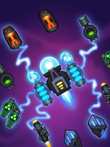 Arcade Virus war für das Smartphone