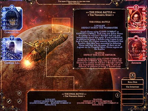 Talisman: Horus heresy for iPhone for free